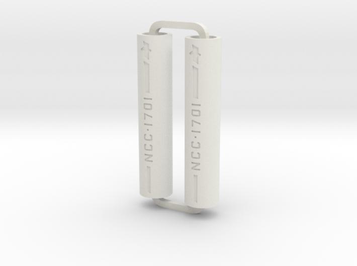 Slimline Pro NCC1701 ARTG 3d printed