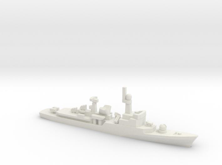 Descubierta-class corvette, 1/2400 3d printed