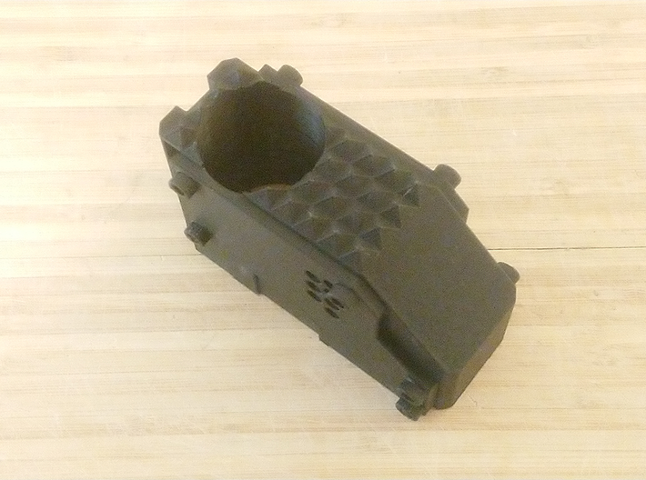 Swordfish Front End (Long) for Recon MKII 3d printed