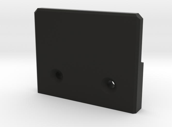 AD3_holder_plate Adventurer3 Filament spool holde 3d printed