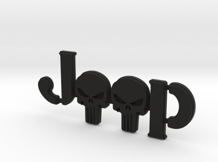 #CuzitsCustom 2.5D Punisher Skulls (SM-Willy's) 3d printed