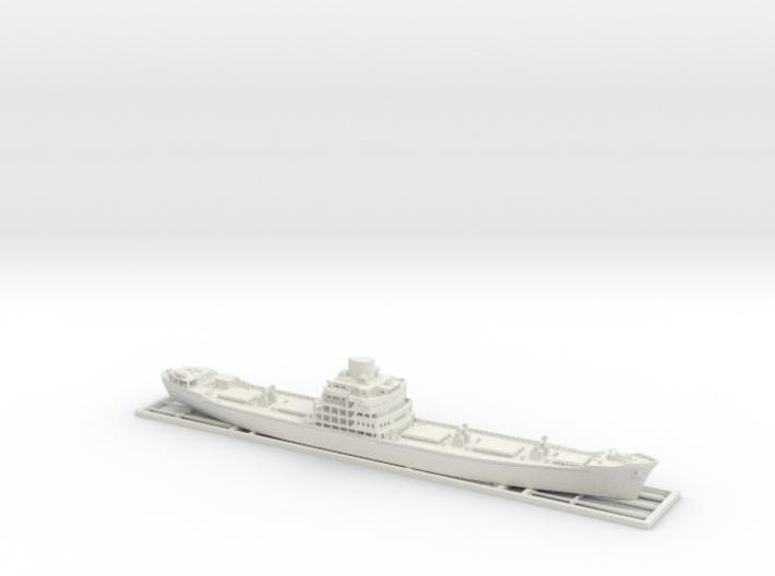 1:700 ship model bengkalis ver.1 3d printed
