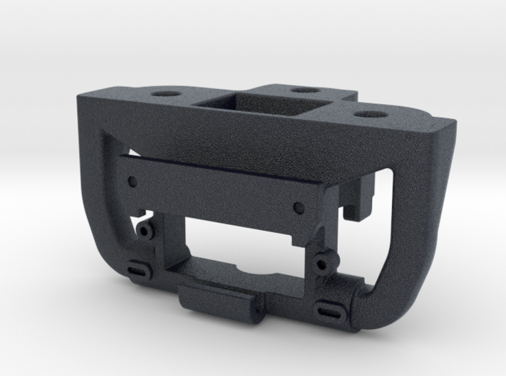 Atlas O Scale F7 Coupler Mount - Polymer Optimized 3d printed
