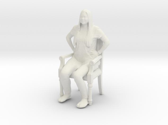 Printle C Femme 424 - 1/24 - wob 3d printed