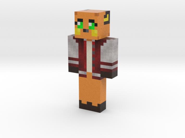Leemore11   Minecraft toy 3d printed