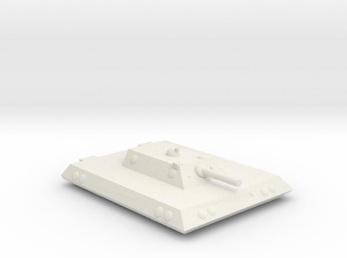 Lion Very Large Grav Tank 15mm 3d printed