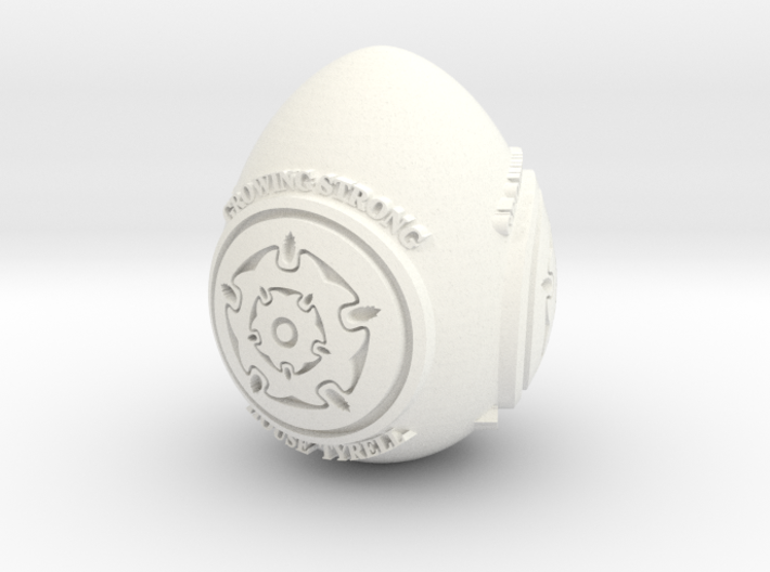 GOT House Tyrell Easter Egg 3d printed