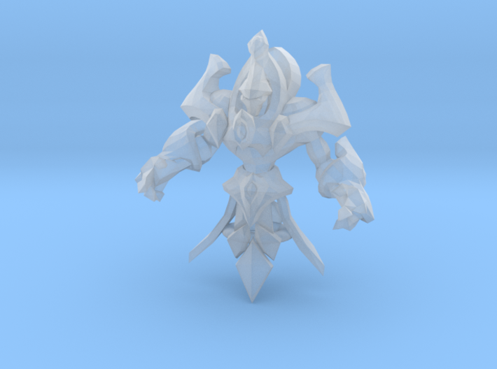 Starcraft Archon 1/60 miniature for games and rpg 3d printed