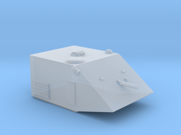 Panther Medium Grav Tank 25mm 3d printed