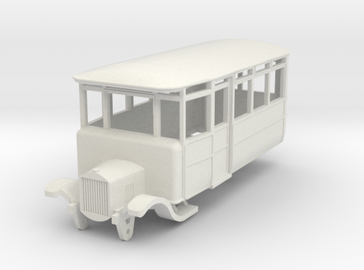 o-64-dv-5-3-ford-railcar 3d printed