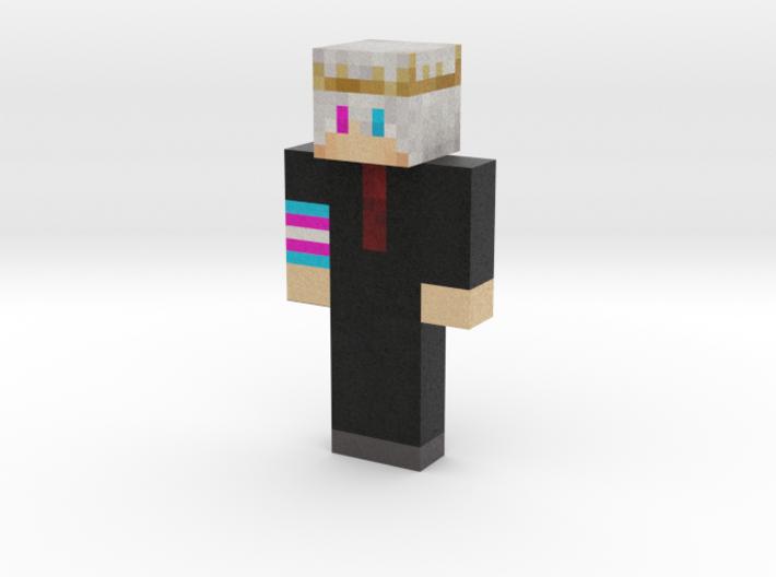 PiZouX_ | Minecraft toy 3d printed