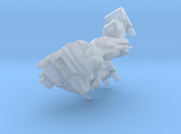 3N Rifler Mechanized Walker System 3d printed