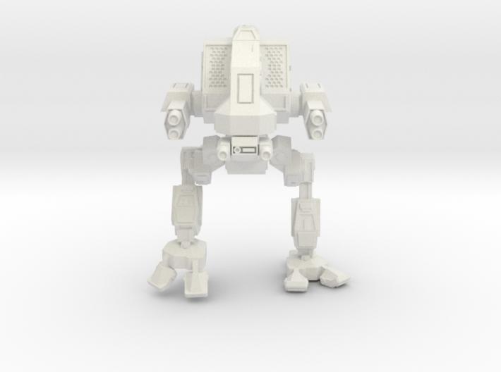 Vulture Mechanized Walker System 3d printed