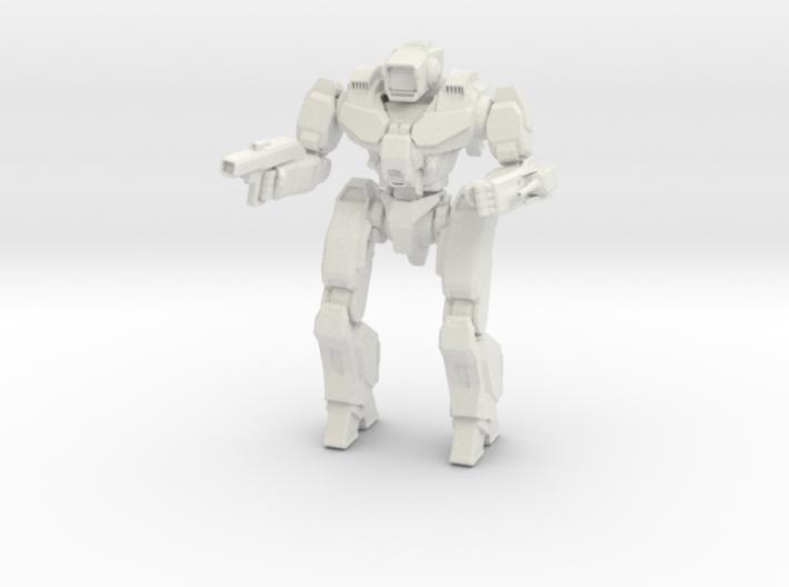 STG-3R Mechanized Walker System 3d printed