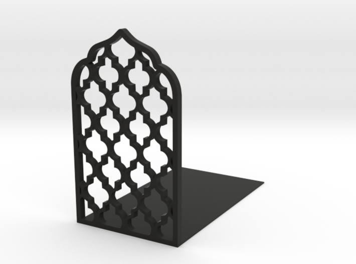 Bookend 3d printed