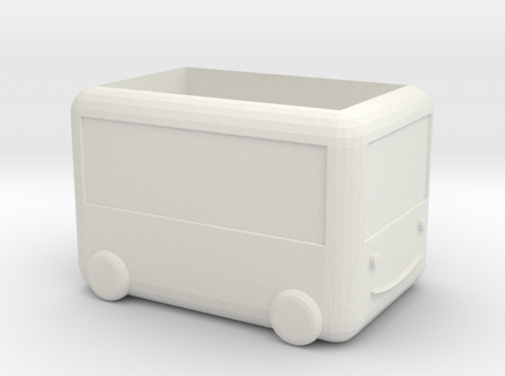 Wagon 3d printed