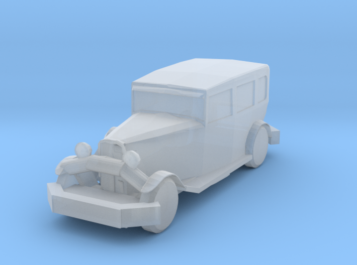 N Scale Packard 3d printed This is a render not a picture