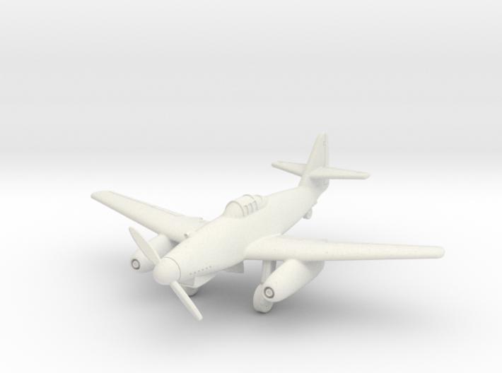 (1:144) Messerschmitt Me 262 V1 Stadien II 3d printed