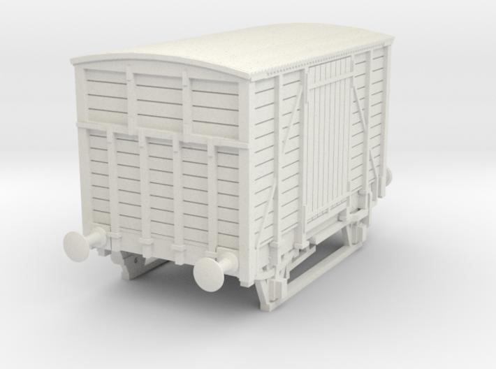 a-100-dwwr-ashbury-13-6-covered-wagon 3d printed