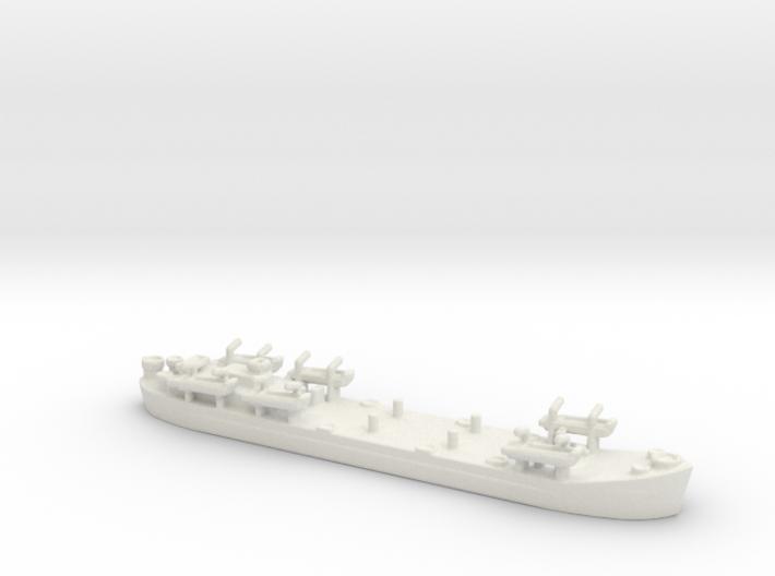 landing ship tank Mk 2 1/1800 6 3d printed