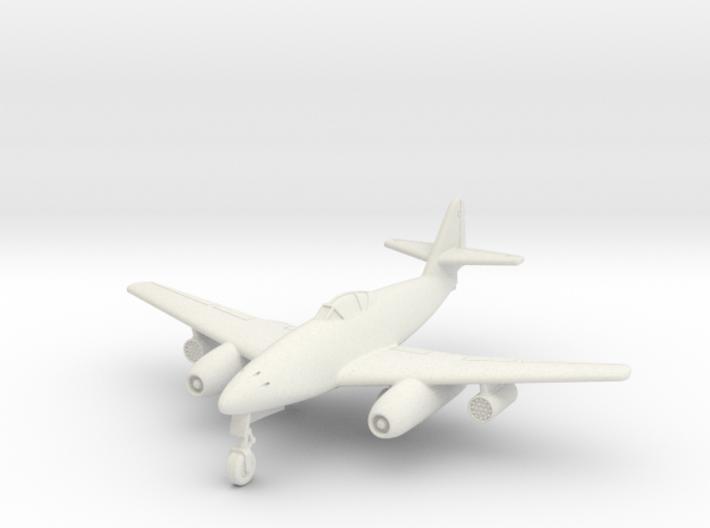 (1:144) Messerschmitt Me262 C-1a w/ R4M pods 3d printed