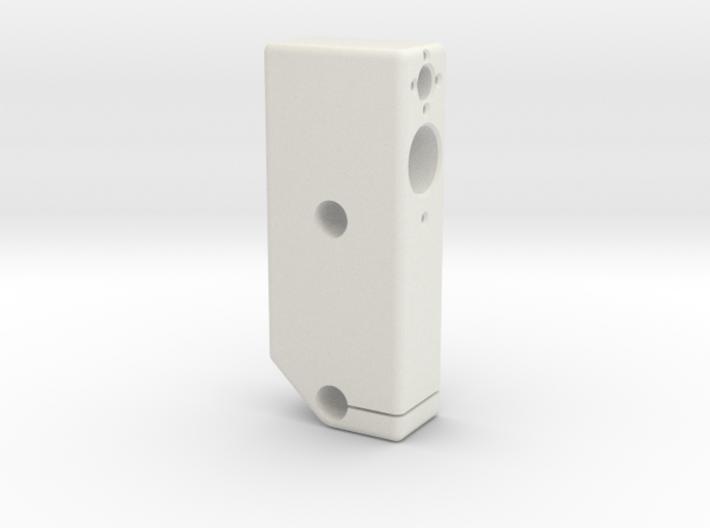 cnc parts 5 3d printed