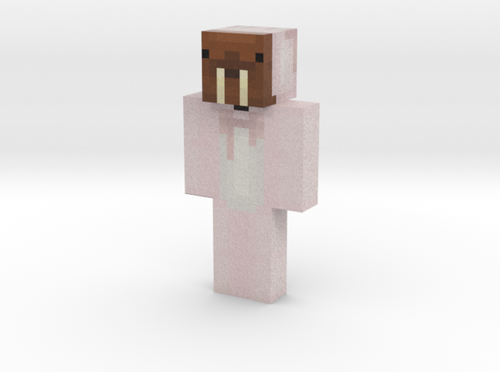 Humeur | Minecraft toy 3d printed