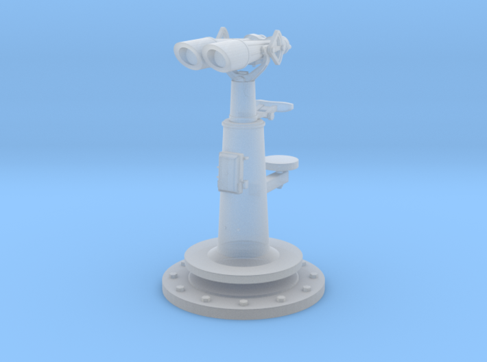 1/30 IJN 12cm high angle binocular lockout 3d printed
