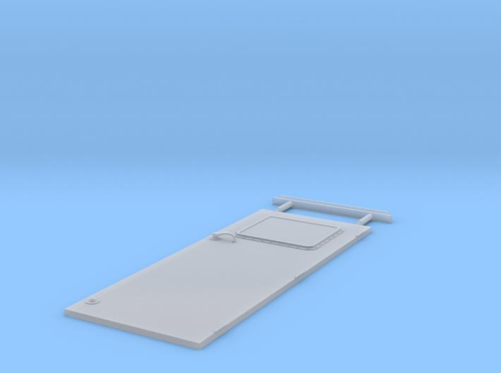 Elco 80' Bridge Door Forward 24th 3d printed