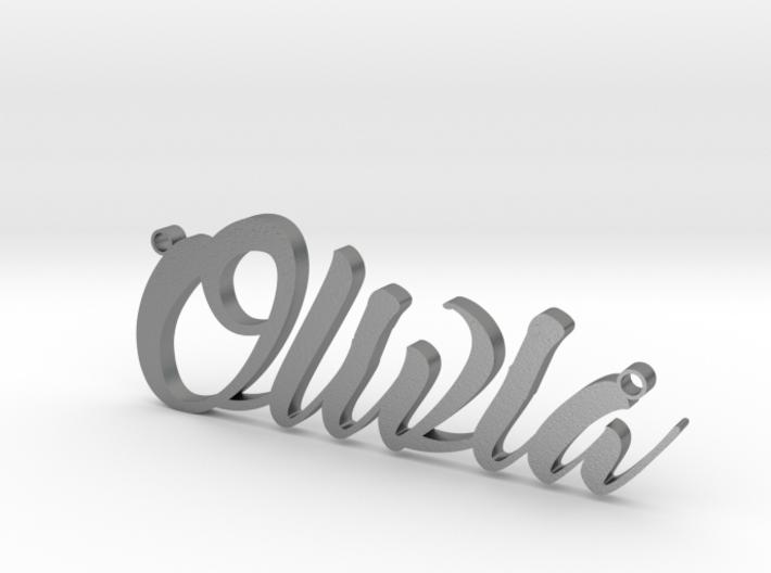 Custom Necklace Olivia 3d printed