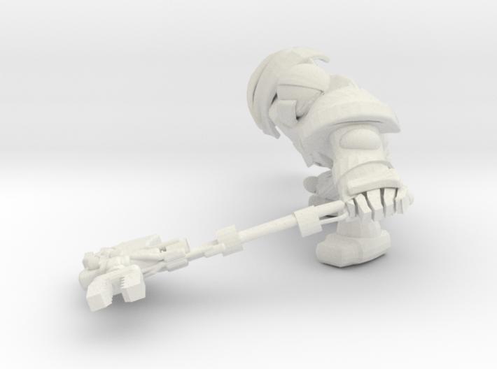 SPACEMARINER 4 3d printed