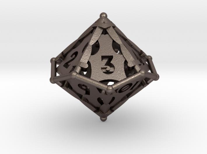 D10 Balanced - Dagger 3d printed