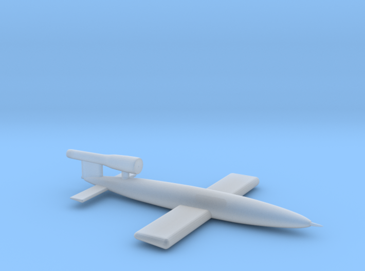 1:12 Miniature German V1 Flying Bomb 3d printed