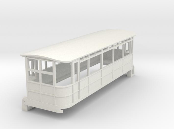 o-100-dublin-blessington-drewry-railcar 3d printed