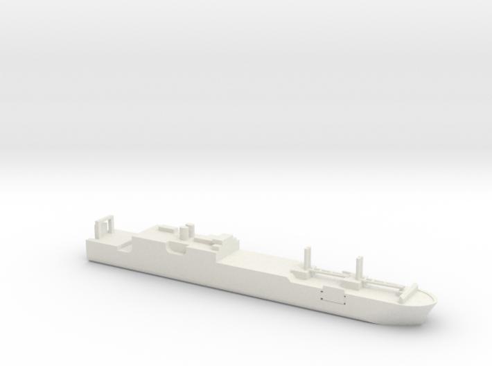 1/1800 Scale USNS Gordon T-AKR 296 3d printed
