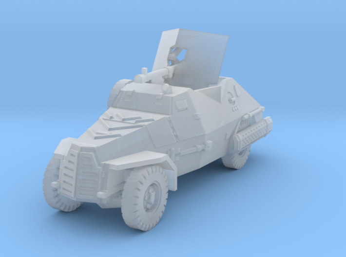 Marmon Herrington mk2 (20mm gun) 1/144 3d printed
