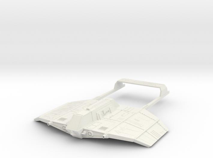 Cloakshape 3d printed