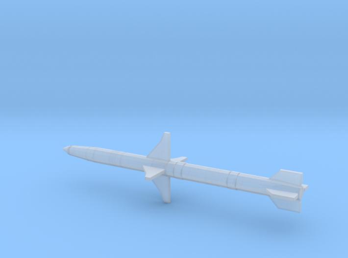 1:48 Miniature AGM 88 Missile 3d printed
