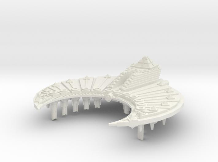 Nave Sepulcro clase Piramide A 3d printed