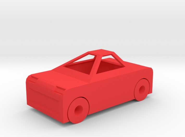 Toy Car 3d printed