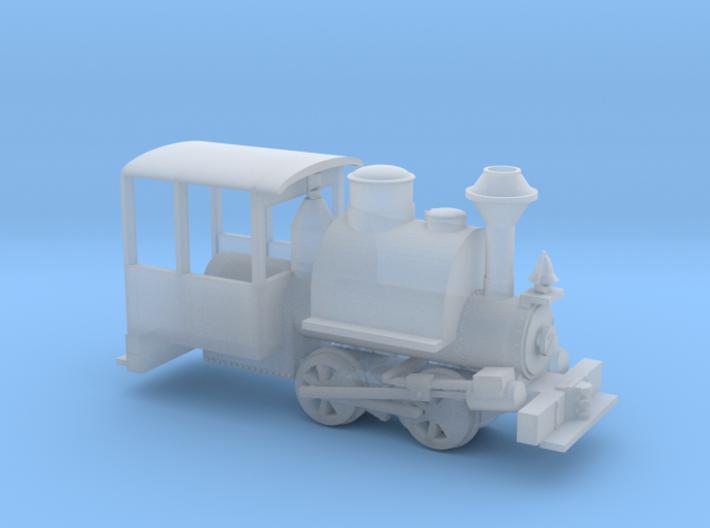HOn20 Porter 3d printed