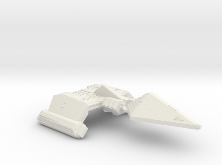 3788 Scale Neo-Tholian Heavy Command Cruiser SRZ 3d printed