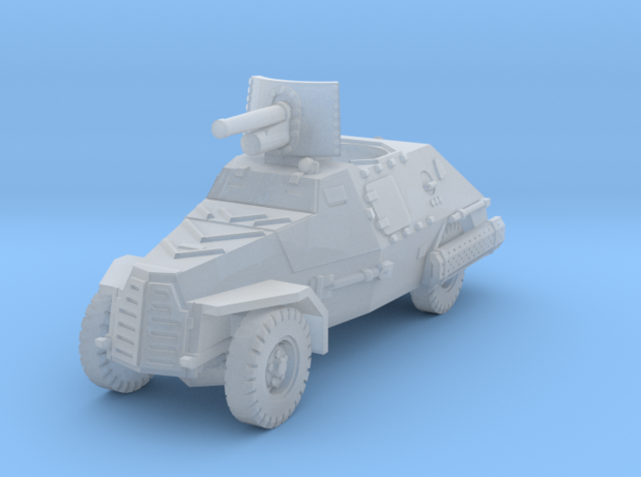 Marmon Herrington mk2 (47mm gun) 1/220 3d printed