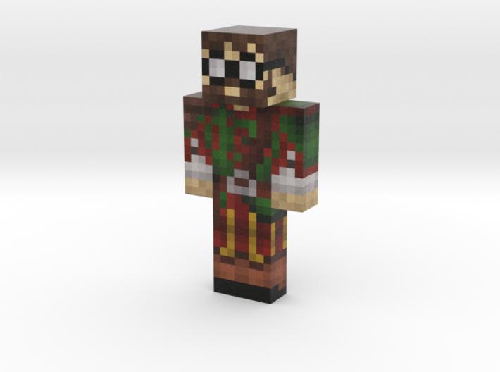 Bismuth_Bi | Minecraft toy 3d printed