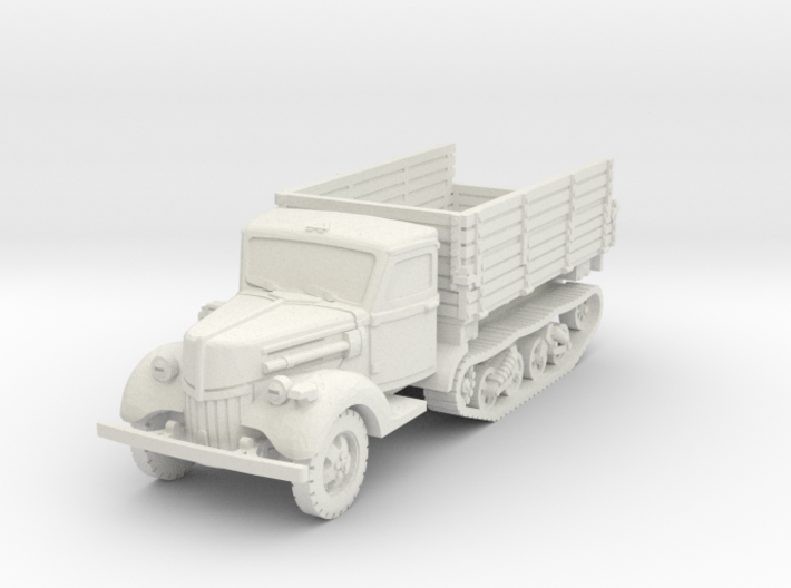 Ford V3000 Maultier early 1/72 3d printed