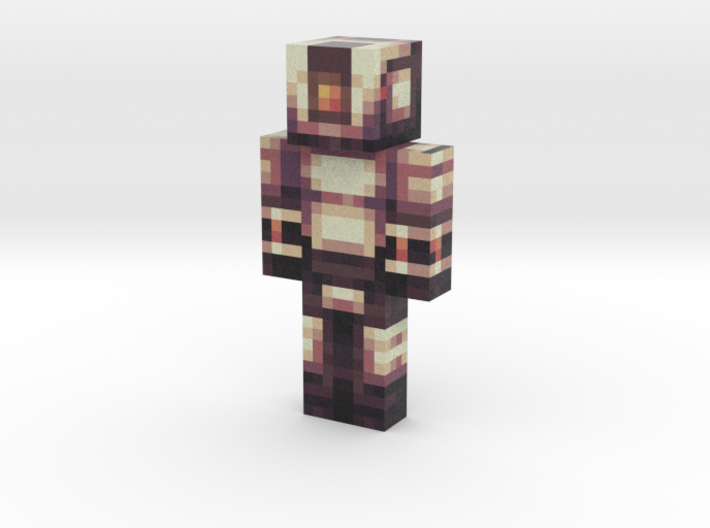internet | Minecraft toy 3d printed