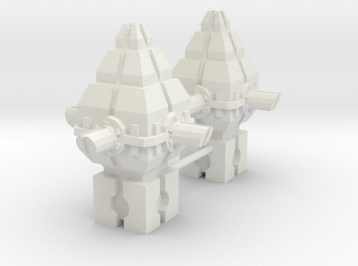 Pilon Orbital 3d printed