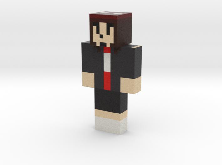 Clarakeet | Minecraft toy 3d printed