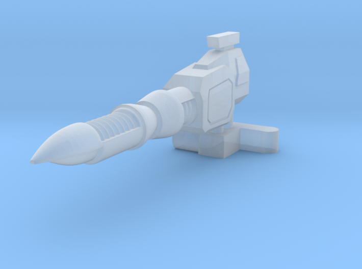Rocket Launcher for Newage Manero (Legends scale J 3d printed