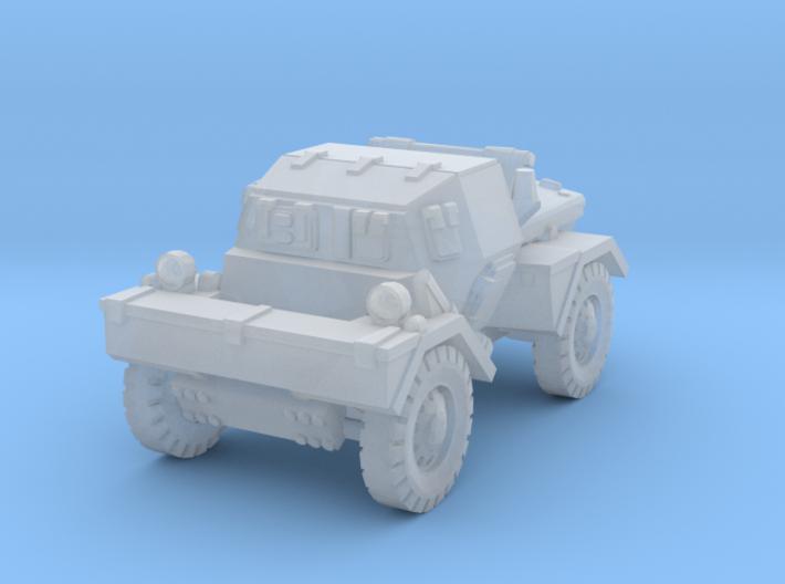 Daimler Dingo mk1 (closed) 1/160 3d printed
